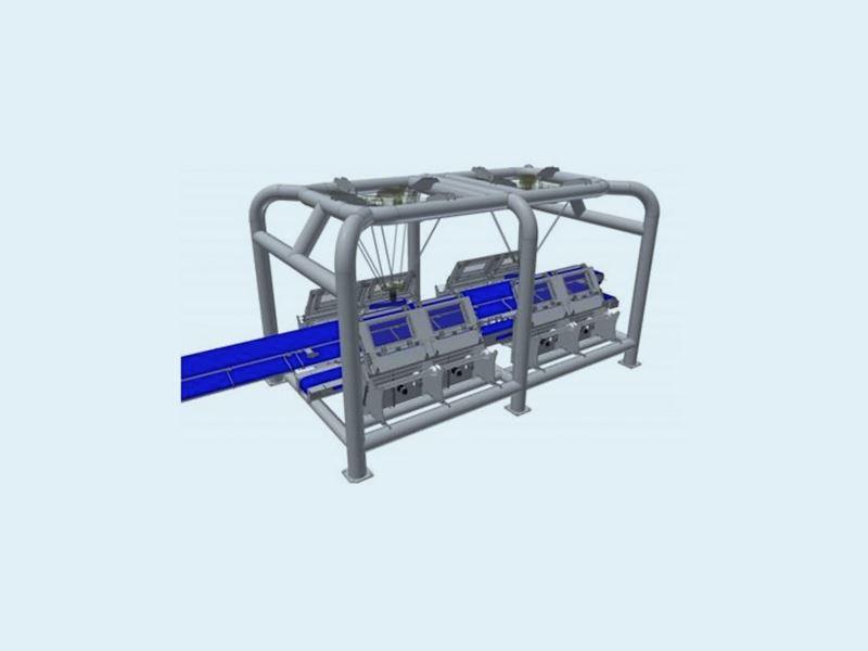 Teknologi for automatisk pakking av filet om bord vil bli klart for testing i løpet av 2020