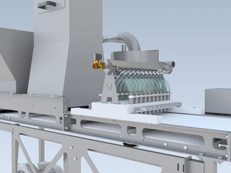 Det er utviklet en teknologi for å rense brukte saltkrystaller, som har vist seg å gi en egnet kvalitet som er godkjent for direkte gjenbruk til produksjon