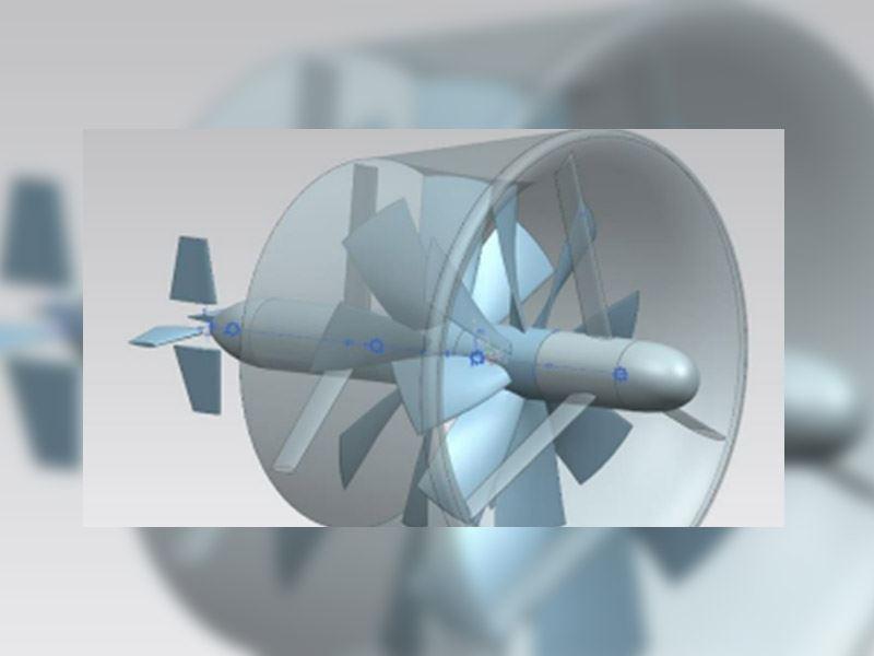Beregninger har vist at et system (EcoTrawl) som erstatter tråldører med fjernstyrte thrustere kan redusere effektforbruket med 30%