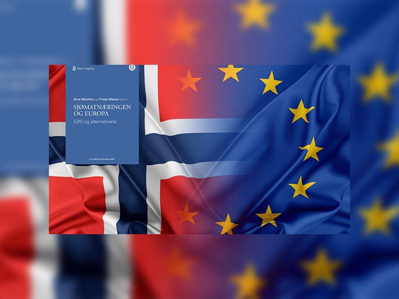 Det er utviklet viktig kunnskap, utgitt i bokform, om konsekvenser for sjømatnæringen ved bortfall av EØS-avtalen